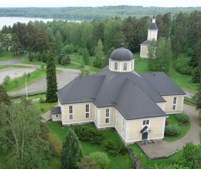 Parikkalan Kirkko